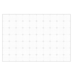 White square grid vector