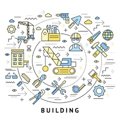 Building round composition vector