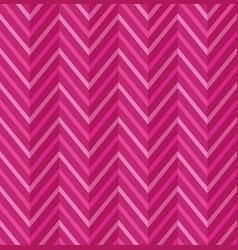 zig zag pink seamless pattern vector image