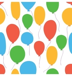 Party baloons pattern2 vector