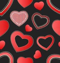 heartspat vector image vector image