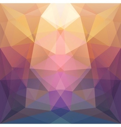 Colorful abstract symmetry background vector