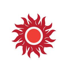 Abstract logo image vector