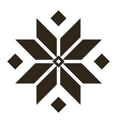 Belorussian sacred ethnic ornament seamless vector image