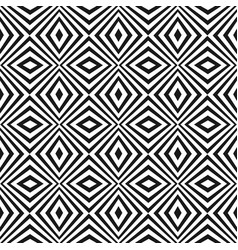 striped seamless pattern black and white stripes vector image