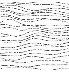 Hand drawn uneven scribble and irregular lines vector