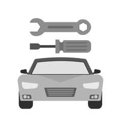 Car repair ii vector