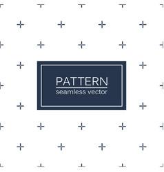 Stylish seamless minimalistic pattern vector