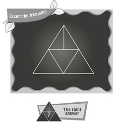 Bw count the triangles 1 vector