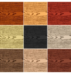 Color wood texture background vector