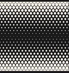Halftone seamless pattern geometric mesh vector