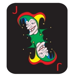 joker icon7 resize vector image