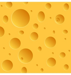 Modern cheese texture background vector