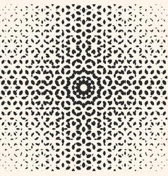 halftone pattern ornamental texture vector image vector image