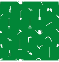 Gardening tools pattern eps10 vector