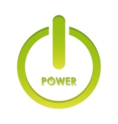 Power design illuistration vector