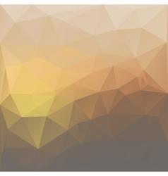 Awesome abstract poligonal vector