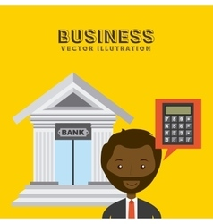 businesspeople group design vector image vector image