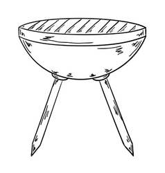 Sketch of the grill vector