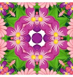 Flora vector image