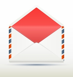 Open envelope vector