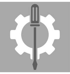 Tuning options icon vector