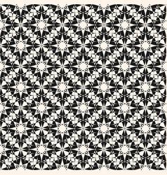 ornamental geometric arabic seamless pattern vector image vector image