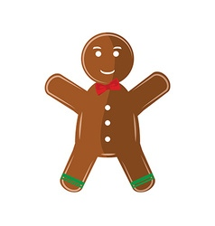 Chritmas cookie vector