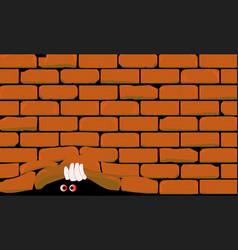 Lifting the wall vector