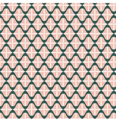 Abstract ornaments pattern vector image vector image