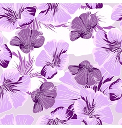 Design floral element Seamless vector image