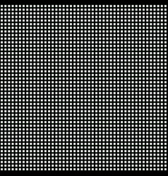 seamless cell pattern in black and white colors vector image