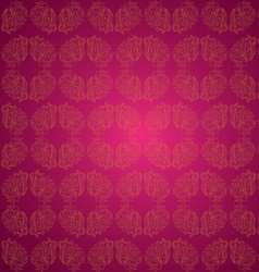 Luxurious pattern vector
