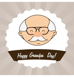 Grandfathers day vector