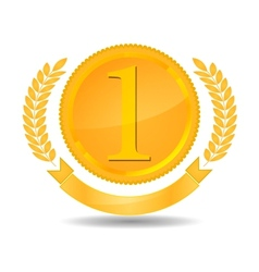 Number one award vector
