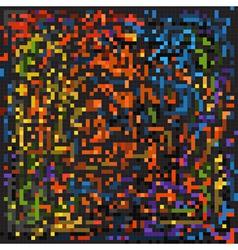 Pixel backgroun vector