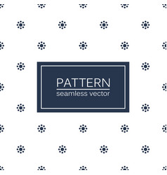 Dotted seamless minimalistic pattern vector