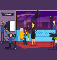 Tv show orthogonal composition vector
