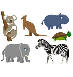 Animal wild mammal vector