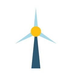 Wind mill station vector