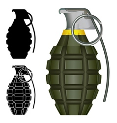 Grenade vector
