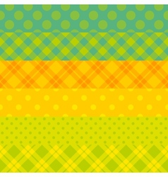 stripped textured pattern vector image vector image