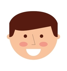 Man male avatar young icon vector