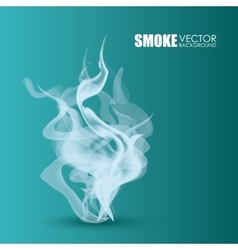 Smoke icon design vector