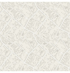 City map abstract seamless pattern background vector
