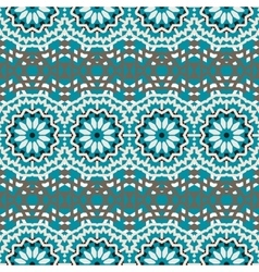 ethnic colorful bohemian pattern vector image vector image