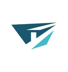 Metallurgy industry sign vector