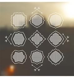 Label elements vector