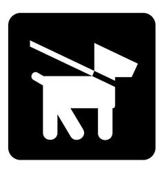 Pets Symbol vector image vector image
