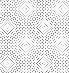 Textured with triangles light and dark squares vector image